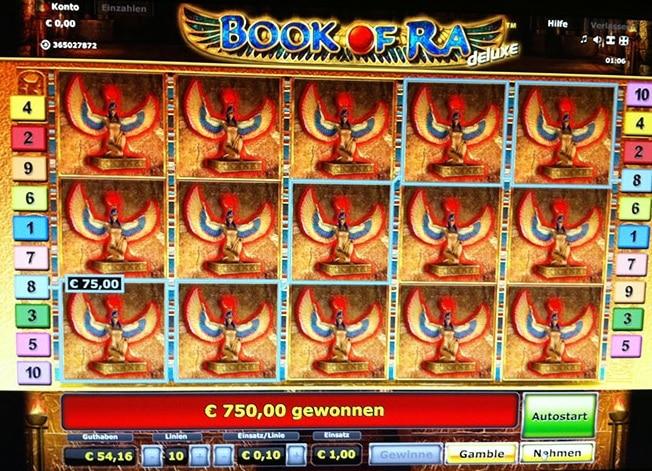 book of ra online gewinnen