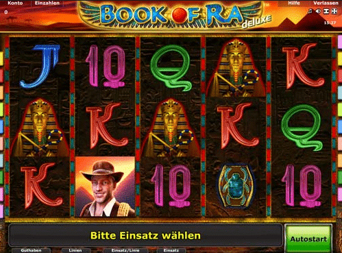 video slots online casino book of ra gewinn